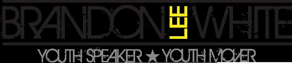 Brandon Lee White – Youth Motivational Speaker Logo